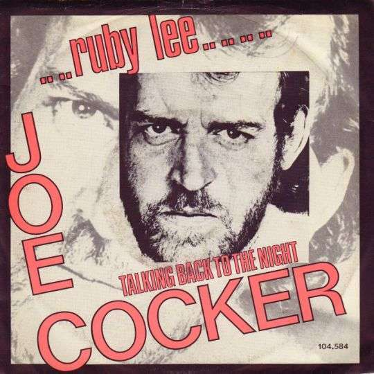 Coverafbeelding Ruby Lee - Joe Cocker