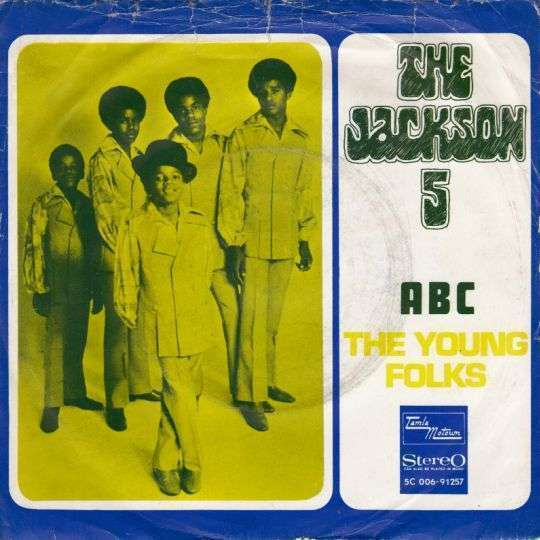 Coverafbeelding A B C - The Jackson 5