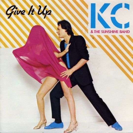 Coverafbeelding Give It Up - Kc & The Sunshine Band