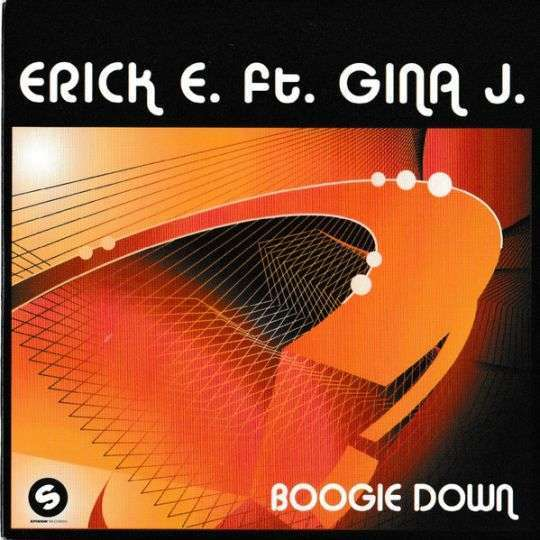 Coverafbeelding Erick E. ft. Gina J. - Boogie Down/ Midnight Magic