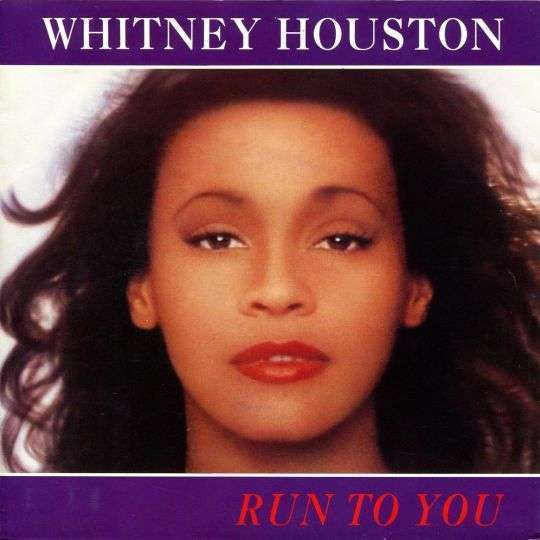Coverafbeelding Whitney Houston - Run To You