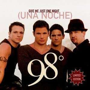 Coverafbeelding Give Me Just One Night (Una Noche) - 98�