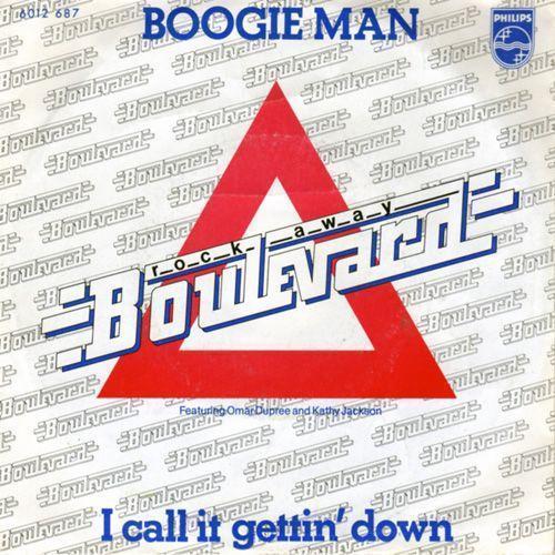 Coverafbeelding Boogie Man - Rockaway Boulevard Featuring Omar Dupree And Kathy Jackson