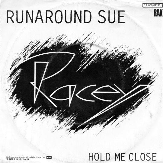 Coverafbeelding Runaround Sue - Racey