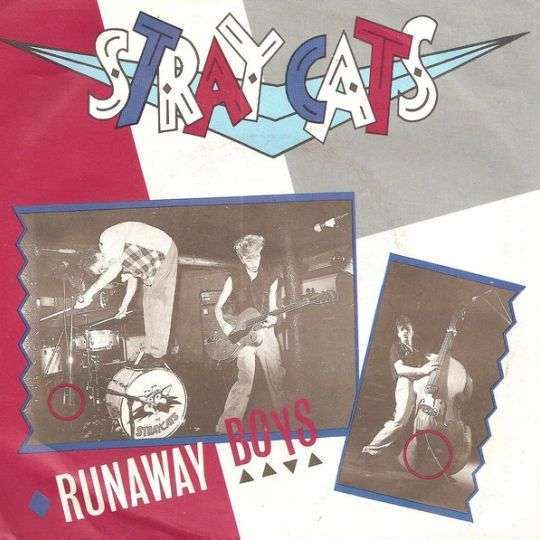 Coverafbeelding Runaway Boys - Stray Cats