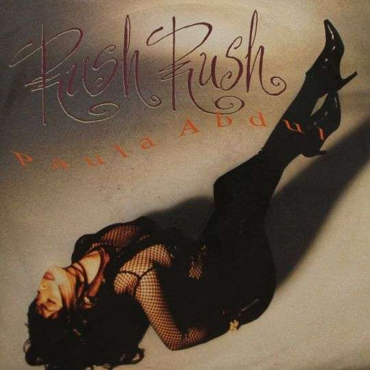 Coverafbeelding Paula Abdul - Rush Rush
