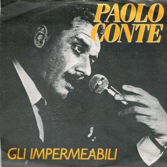 Coverafbeelding Paolo Conte - Gli Impermeabili