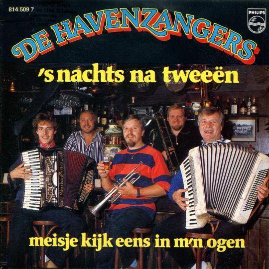 Coverafbeelding 's Nachts Na Tweeën - De Havenzangers