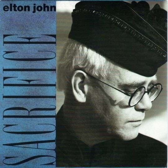 Coverafbeelding Sacrifice - Elton John