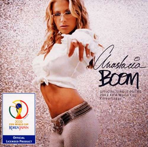 Coverafbeelding Boom - Anastacia