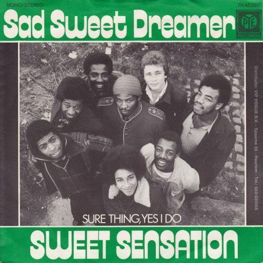 Coverafbeelding Sweet Sensation - Sad Sweet Dreamer