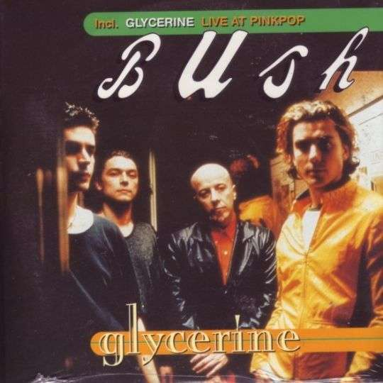 Coverafbeelding Bush - Glycerine