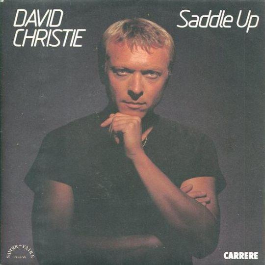 Coverafbeelding David Christie - Saddle Up