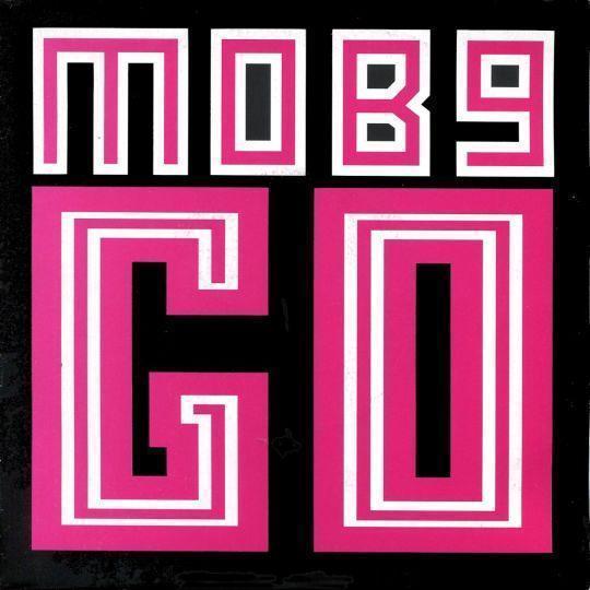 Coverafbeelding Go - Moby