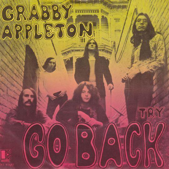 Coverafbeelding Grabby Appleton - Go Back