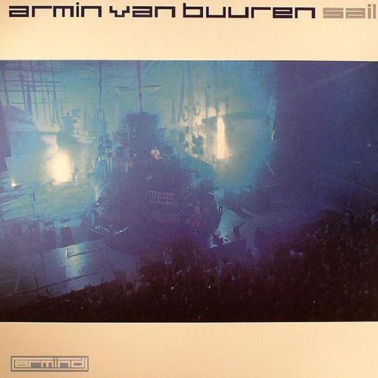 Coverafbeelding Sail - Armin Van Buuren