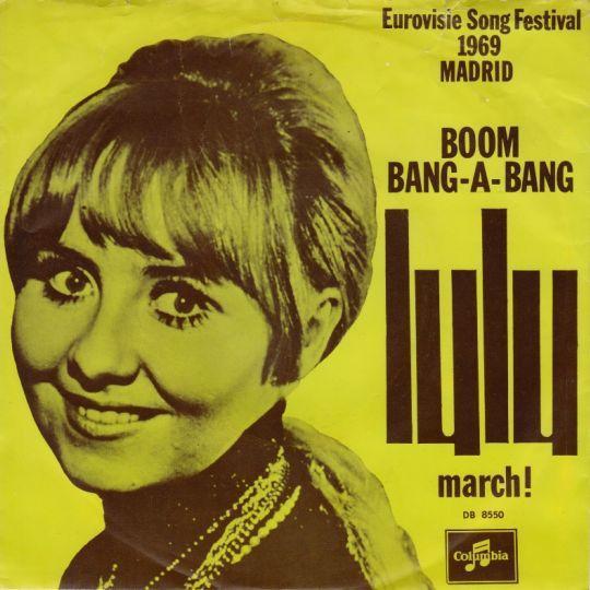 Coverafbeelding Boom Bang-A-Bang - Lulu