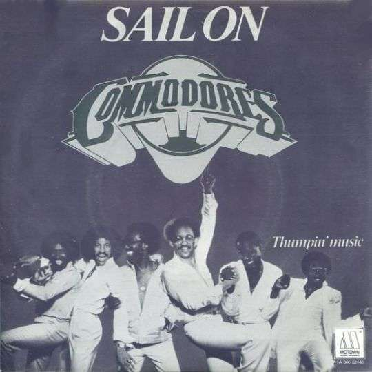 Coverafbeelding Sail On - Commodores