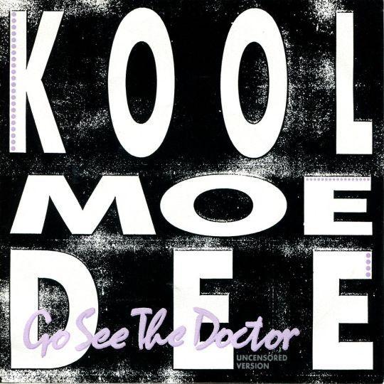Coverafbeelding Kool Moe Dee - Go See The Doctor