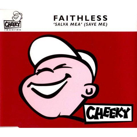 Coverafbeelding Salva Mea (Save Me) - Faithless
