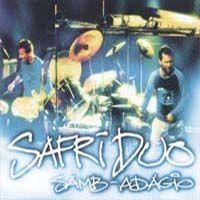 Coverafbeelding Samb-adagio - Safri Duo