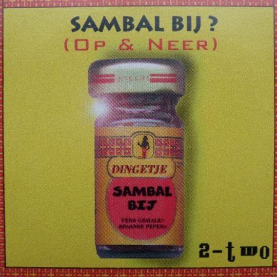 Coverafbeelding Dingetje - Sambal Bij? (Op & Neer)