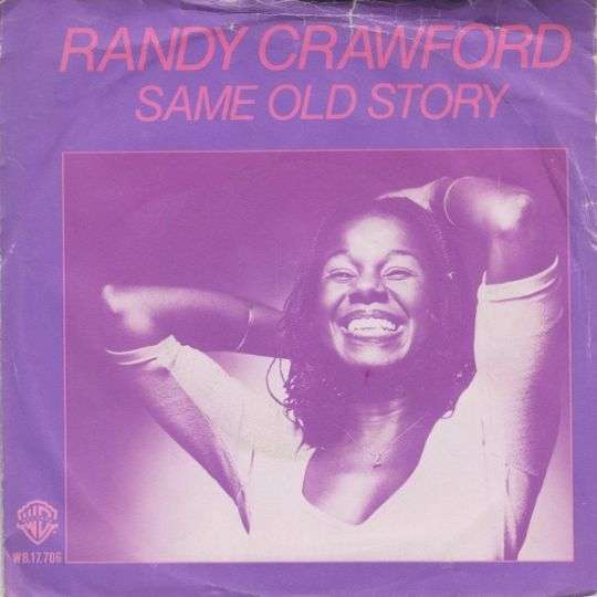 Coverafbeelding Same Old Story - Randy Crawford
