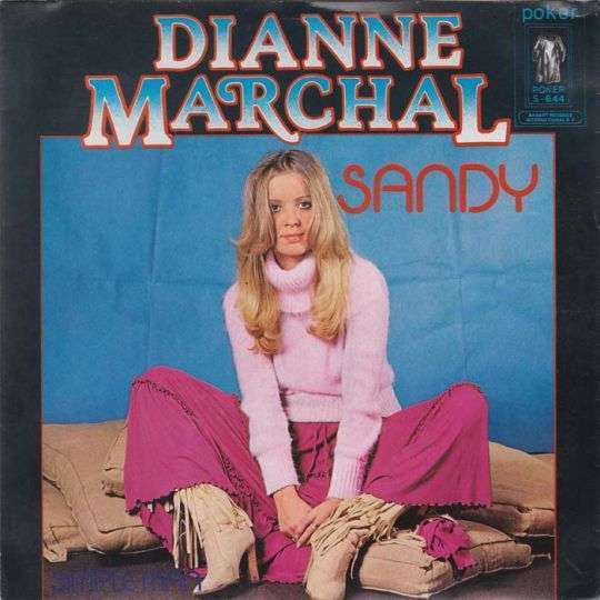 Coverafbeelding Sandy - Dianne Marchal