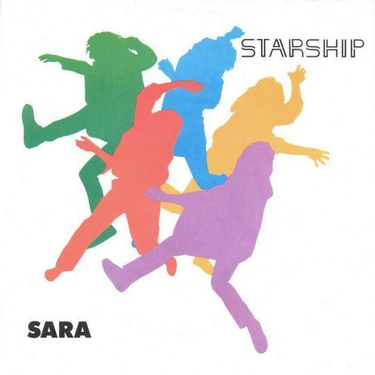 Coverafbeelding Sara - Starship