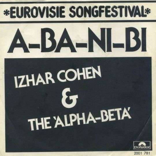 Coverafbeelding Izhar Cohen & The 'Alpha-Beta' - A-Ba-Ni-Bi