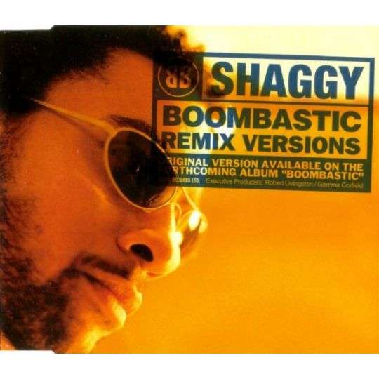 Coverafbeelding Shaggy - Boombastic - Remix Versions
