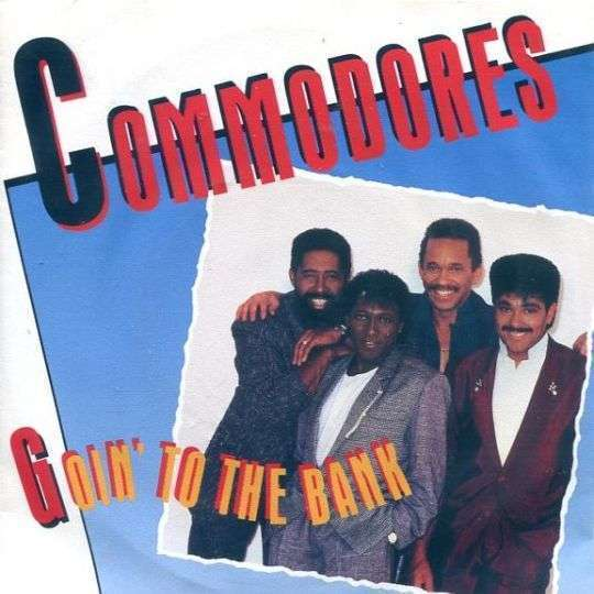 Coverafbeelding Goin' To The Bank - Commodores