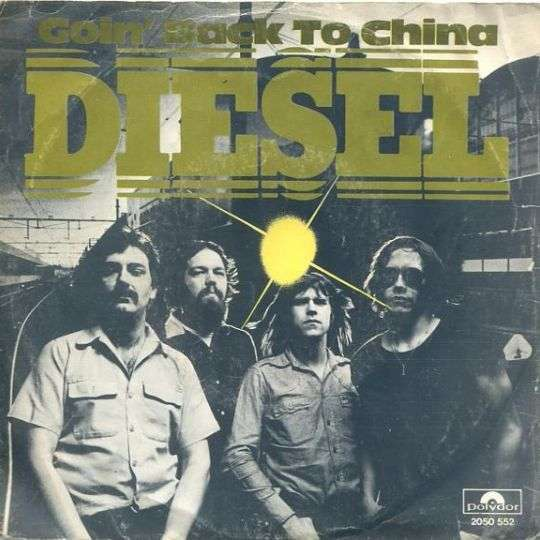 Coverafbeelding Goin' Back To China - Diesel