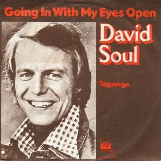 Coverafbeelding Going In With My Eyes Open - David Soul