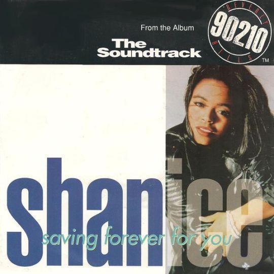 Coverafbeelding Saving Forever For You - Shanice