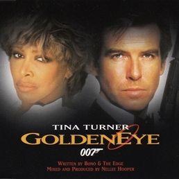Coverafbeelding Goldeneye - Tina Turner