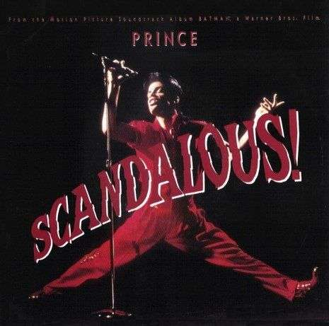 Coverafbeelding Scandalous! - Prince