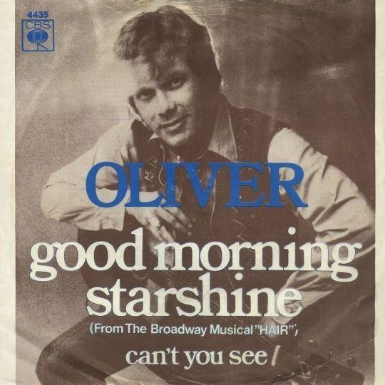 Coverafbeelding Oliver - Good Morning Starshine
