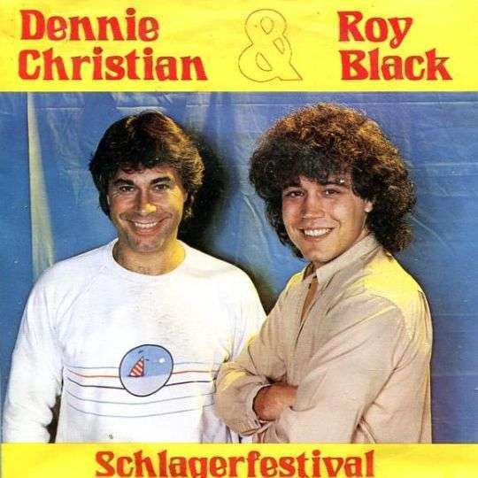 Coverafbeelding Schlagerfestival - Dennie Christian & Roy Black