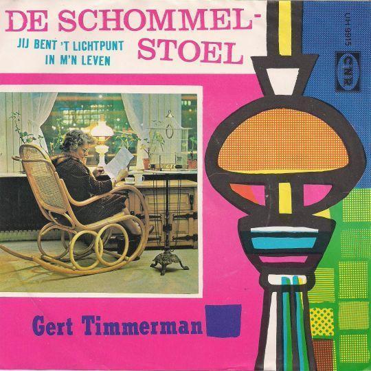 Coverafbeelding Gert Timmerman - De Schommelstoel