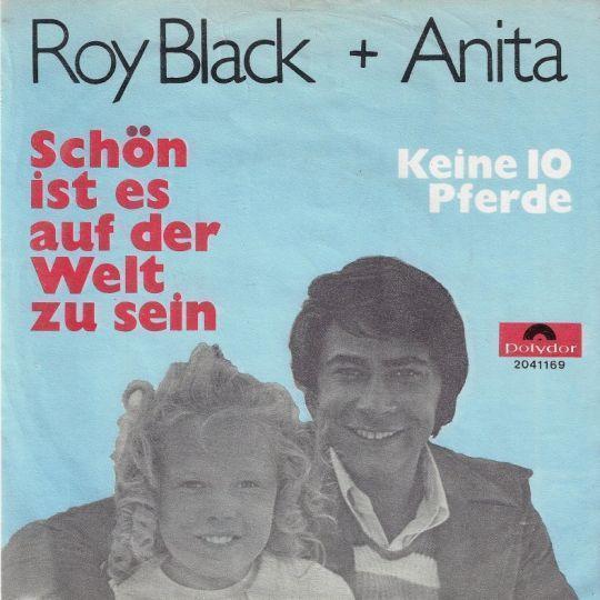 Coverafbeelding Schön Ist Es Auf Der Welt Zu Sein - Roy Black + Anita