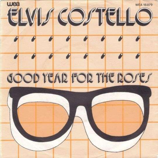 Coverafbeelding Good Year For The Roses - Elvis Costello
