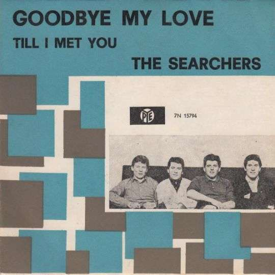 Coverafbeelding Goodbye My Love - The Searchers