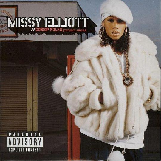 Coverafbeelding Gossip Folks - Missy Elliott (Featuring Ludacris)