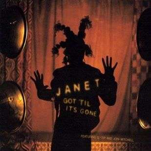 Coverafbeelding Got 'til It's Gone - Janet Featuring Q-Tip And Joni Mitchell