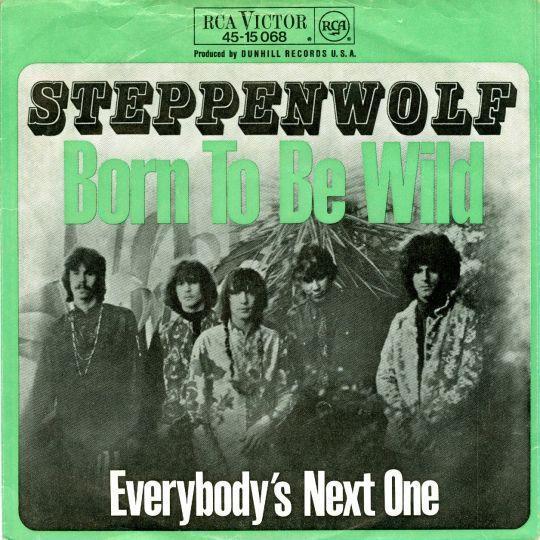 Coverafbeelding Steppenwolf - Born To Be Wild