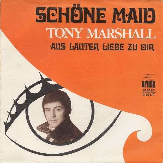 Coverafbeelding Sch�ne Maid - Tony Marshall