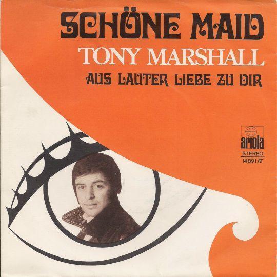Coverafbeelding Tony Marshall - Schöne Maid