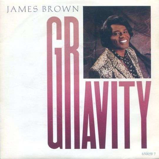 Coverafbeelding Gravity - James Brown