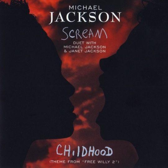 Coverafbeelding Michael Jackson - duet with Michael Jackson & Janet Jackson - Scream